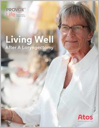 7962US Life as a Laryngectomee Brochure